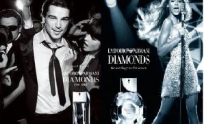 armani diamonds men